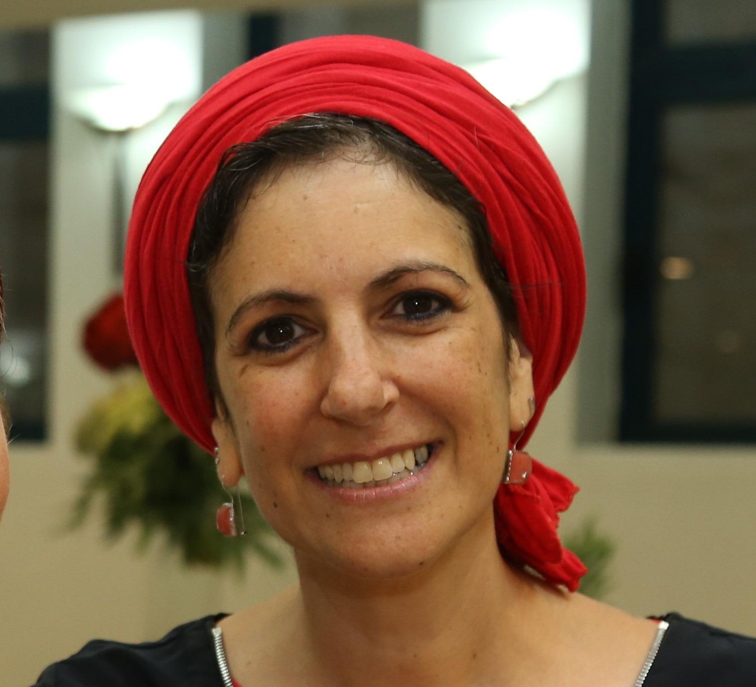 הרבנית יפית קליימר